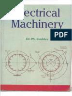 Electrical Machinery PS Bimbhra