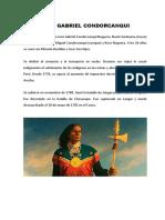 Precursores y Proceres Del Peru