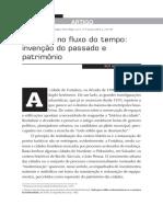 Barreira 2003 - A cidade no fluxo do tempo invenção do passado e patrimônio.pdf