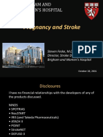 pregnancy and stroke