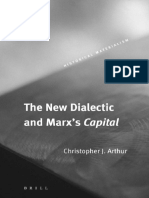 The New Dialectic and Marx's Capital