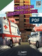MPT Em Quadrinhos 9 - Segurança Na Construção Civil