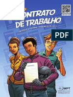 MPT Em Quadrinhos 7 - Contrato de Trabalho