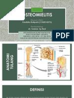 RADIOLOGI - Osteomielitis