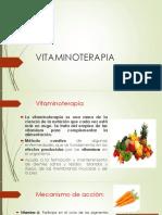 Vitamin Oter Apia