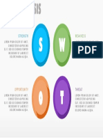 SWOT Analysis Slide Design Template in Microsoft PowerPoint 2016.pptx