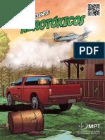 MPT Em Quadrinhos 19 - Agrotóxicos