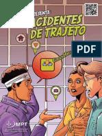MPT Em Quadrinhos 25 - Acidentes de Trajeto