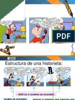 El comic ejemplos.ppt