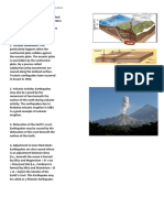 Causes and Effects of Earthquakes
