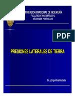 Presiones Laterales de Tierra.pdf