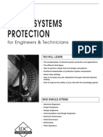 Power Systems Protection