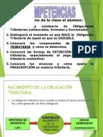 Sesión IV Obligación tributaria.ppt