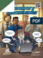 MPT Em Quadrinhos 17 - Descontos e Contribuições