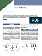 Fundamental Understanding of Piezoelectric Strain Sensors