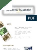 Hisotoria de Avivamientos - Argentina