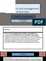 Treatment and management of psoriasis baru.pptx