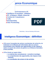 89771828 Introduction a l Intelligence Economique