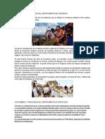 Costumbres y Tradiciones Del Departamento Del Progreso