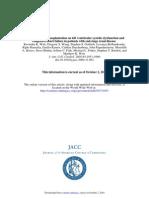 Effect of Kidney Transplantation