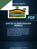 #5-Que Es La Exploración Sísmica Anibar