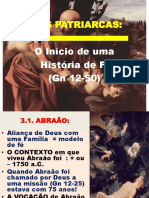 3. Os Patriarcas