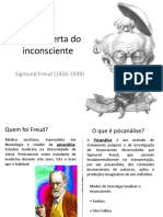 A Descoberta Do Inconsciente_Freud