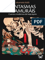 KIDO Okamoto. Fantasmas y Samuráis. cuentos modernos del viejo Japón. Ed. Quaterni.pdf