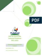 Pladeco Pudahuel 2011-2015