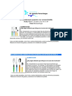 Recomendaciones Pacientes Con Artrosis Rodilla
