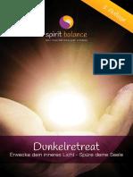 Dunkelretreat Book