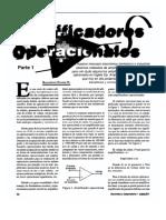 Amplificadores operacionales .pdf