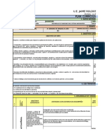 Plan Anual de Desarrollo de f.s.i