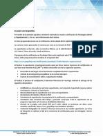 Información de Psic Laboral y Organizacional Septiembre 2018