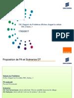 123_Rapport d'Echec d'appel sur la 460_Dialan_1.pptx