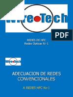 Redes HFC N+1