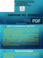 Burnout Por Elisa Carrizales
