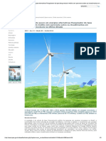 Investimentos brasileiro em energia