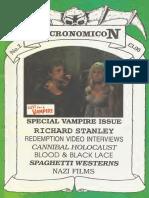 Necronomicon Magazine #2
