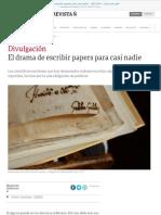 el drama de escribir papers para casi nadie - 19072018 - clarín.com.pdf