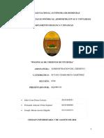Ley de Tarjetas de Credito Honduras