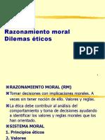 Curso en 2 Razonamiento Moral