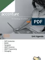0101 SAP Introduction
