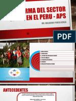 5 Reforma de Salud en El Peru