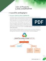 Fascículo Propuesta Pedagógica Santillana Compartir MBDD