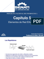 Redes 05 - Elementos de Red Ethernet