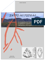 Entre as pedras. As ocupações pré-históricas recentes e os grafismos rupestres da região de Diamantina, Minas Gerais - Andrei Isnardis.pdf
