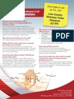 Linn County Veterans Home Measure 22-94