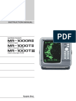 MR1000 RII Instruction Manual