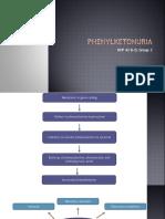Exer 2 Phenylketonuria